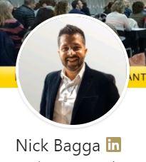 nick bagga linkedin profile photo